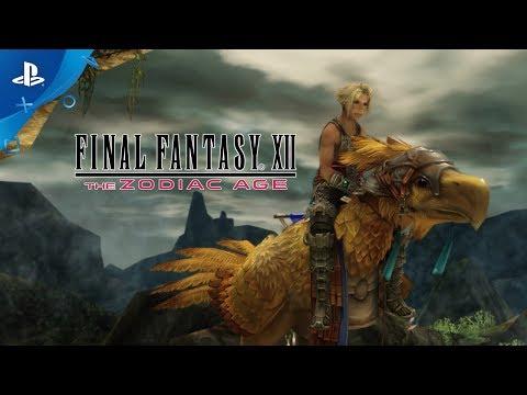FINAL FANTASY XII THE ZODIAC AGE - Story Trailer | PS4