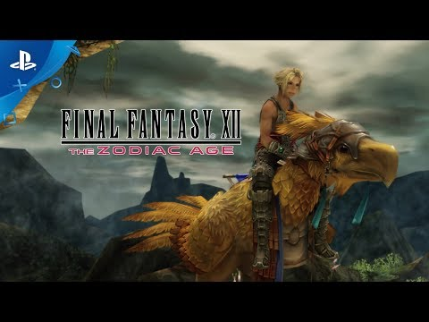 FINAL FANTASY XII THE ZODIAC AGE - Story Trailer   PS4