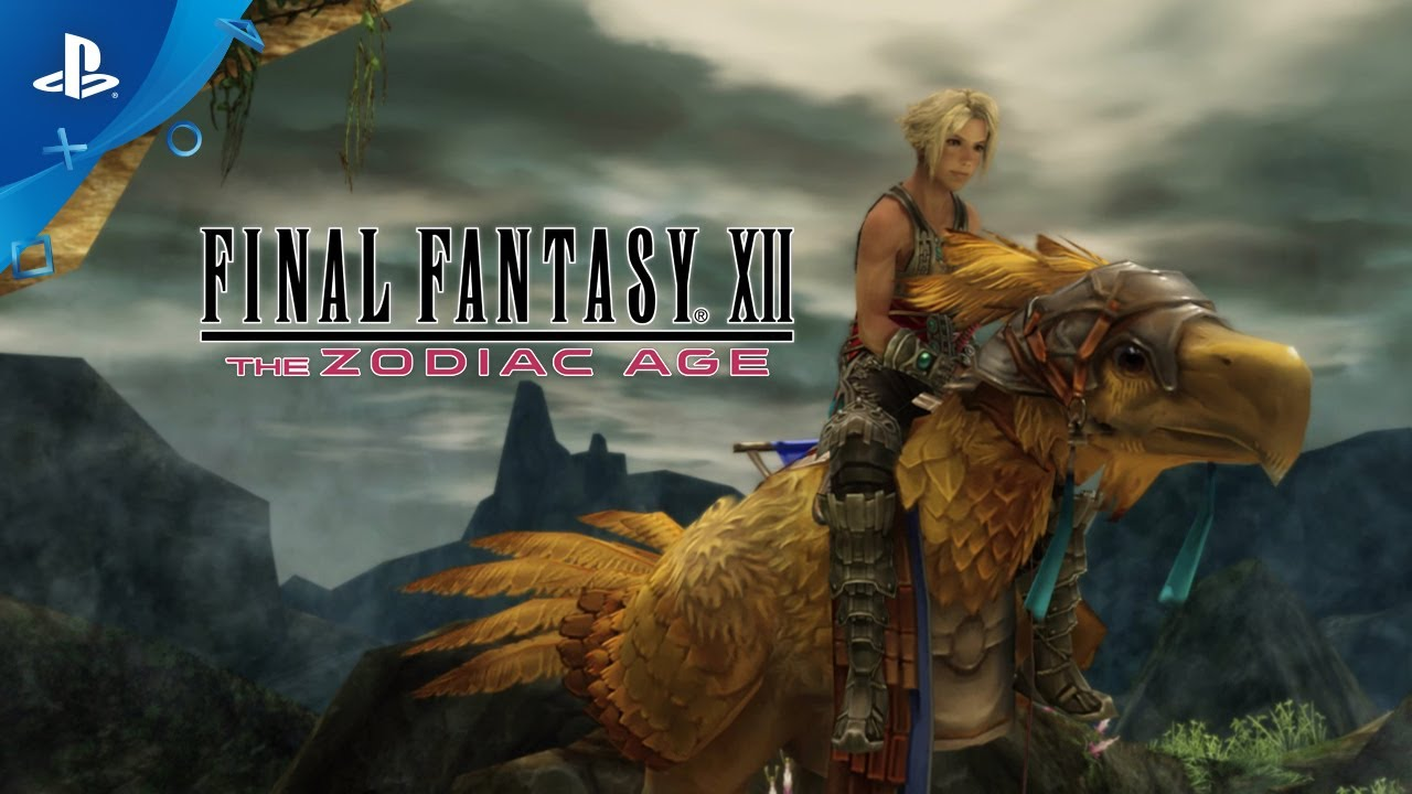 Final Fantasy 11 the Zodiac role playing game for PC
