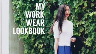 Fall Workwear Lookbook, fall workwear