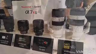 소니코리아 풀프레임 미러리스카메라 a7RIII 출시
