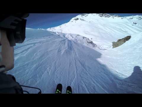 GoPro Line of the Winter: Max Kroneck - Austria 4.30.15 - Snow