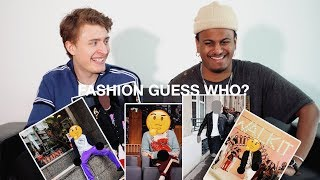 CELEBRITY FASHION GUESS WHO Ft. Magnus Ronning