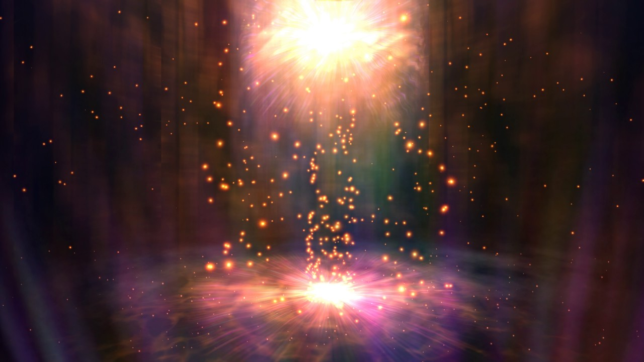 8k Magical Ground Remake 4320p Super Beautiful Animated