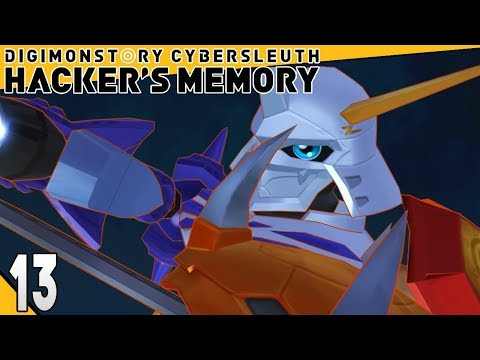 Digimon Story Cyber Sleuth Hackers Memory Part 13 OMNIMON NX! PS4 Gameplay Walkthrough