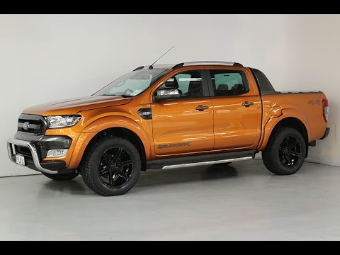 2017 ford ranger wildtrak with flares and bgw alloys team hutchinson ford youtube. Black Bedroom Furniture Sets. Home Design Ideas