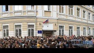 Школа и секс. События вокруг московской школы № 57. эфир 13.09.06