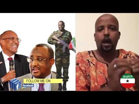 DEG-DEG MUJAAHID REER BOORAMA AH OO AFKA FURTAY   CIIDANKII SOMALILAND OO CAAWA KU SII DHAW GAROOWE