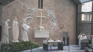 Knock Shrine Apparition Wall Live Stream
