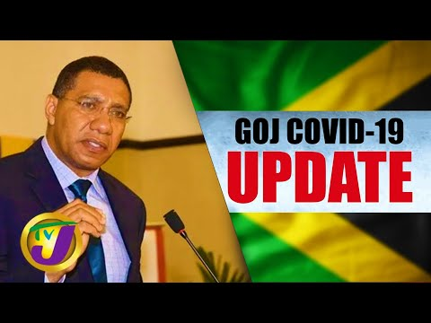 Jamaican Gov't Update on COVID-19: Press Conference – April 14 2020