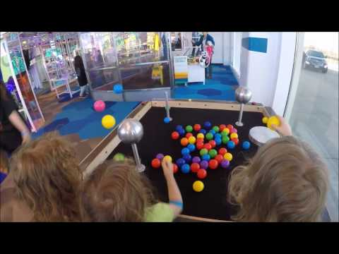Play Possible Family  Vlog Discovery World Easter Egg Hunt Part 2 Mechanical Toys