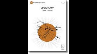 Legionary - Chris Thomas