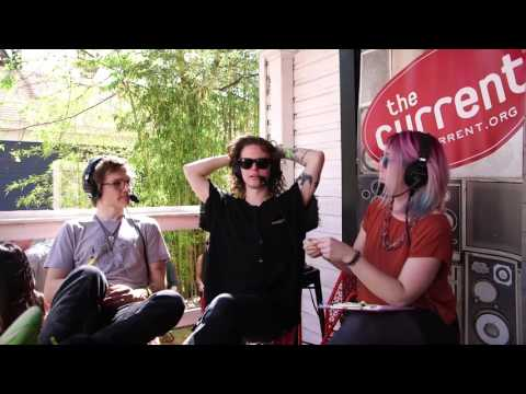 Hippo Campus interview at SXSW