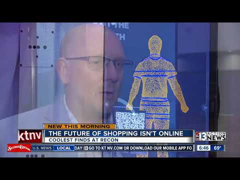 The future of shopping isn't online