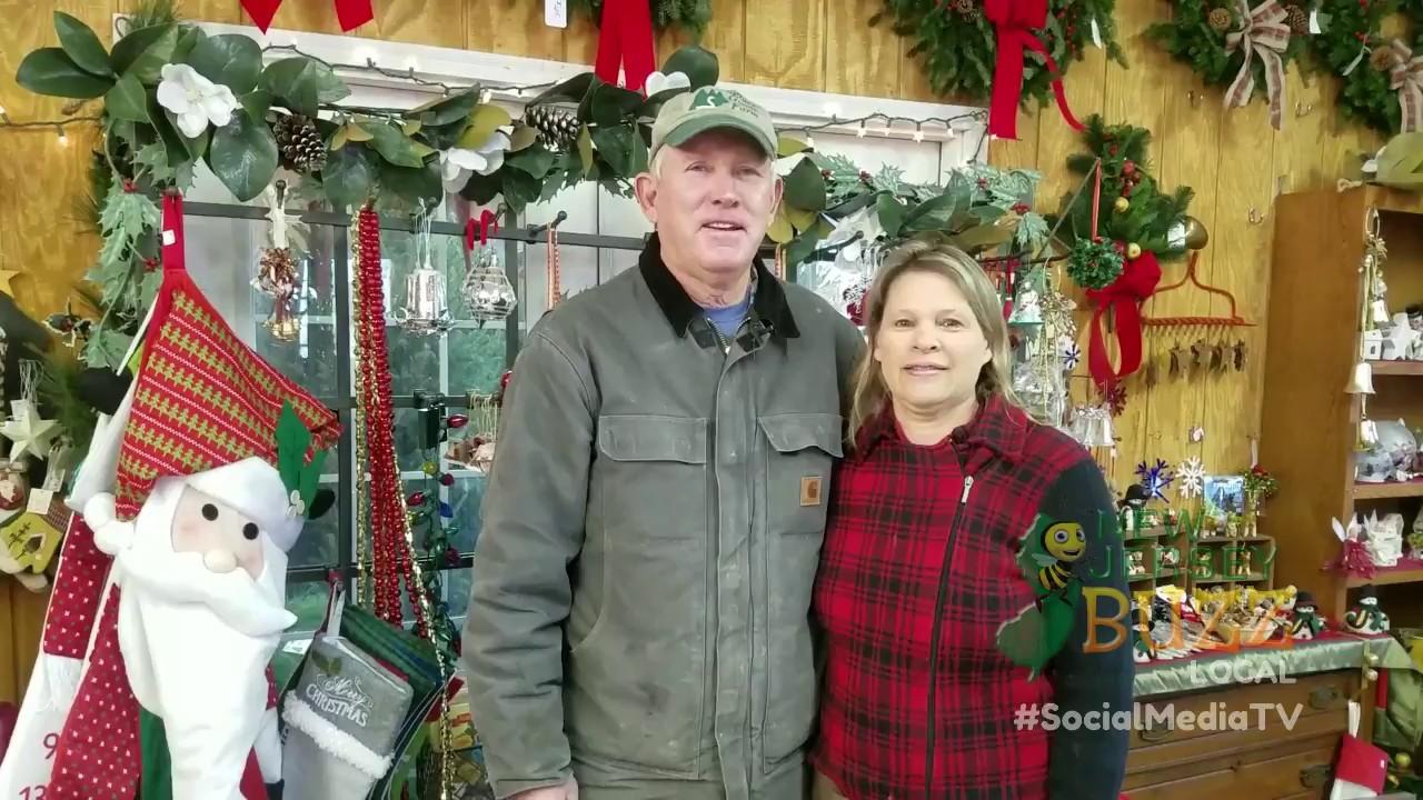 Spruce Goose Christmas Tree Farm - 25 Years! - YouTube