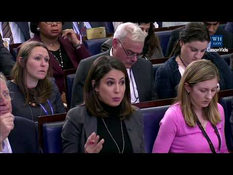 Sarah 'Huckabee' Sanders Press Briefing on Roy Moore & Trump Michael Flynn Trump pardon questions