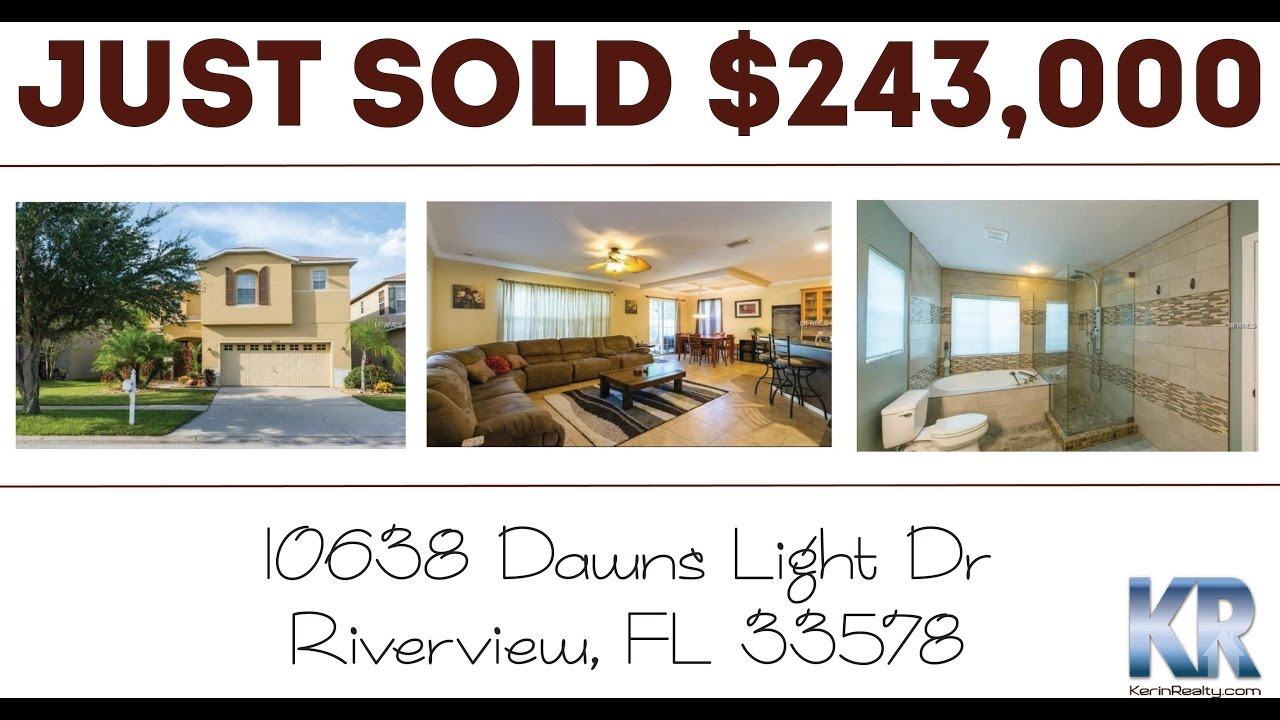 Search for: 10638 DAWNS LIGHT DR RIVERVIEW, FL SOLD