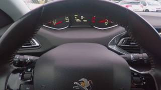 Bruit Volant Direction Assistee Peugeot 308 T9 II 2013 1.6 HDI 115