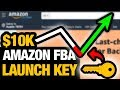 Harness the Amazon FBA POWER DIP (Critical Product Launch Key)