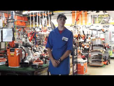Stihl BGA85 Cordless Leaf Blower Review YouTube