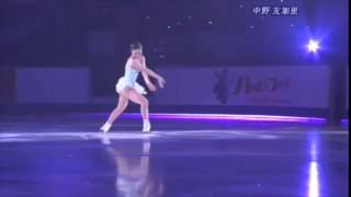 解説がなければフィギアスケートはこんなに素晴らしい。 中野友加里 検索動画 14