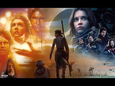 Best Of Soundtrack Star Wars (Theme Song - Epic Music) - Meilleure Musique film Star Wars (Part 1)