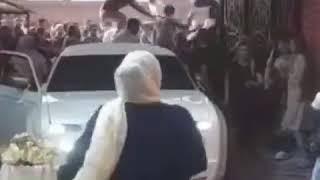 Драка на свадьбе в Чечне
