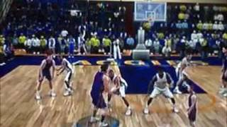 College Hoops 2K7 (PS3) Tournament 13 Part 1