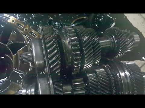 Ремонт мкпп Фольксваген Кадди 1.9 дизель 2002 г.в. в автосервисе Https://spb-avtoremont.ru