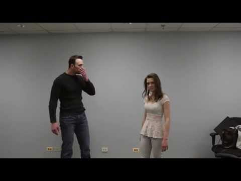 Audition Improv with Jeff & Marina: Fun and talented actors