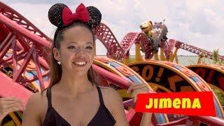 Cast Members Enjoy an Early 'First Ride' on Slinky Dog Dash Disney's Hollywood Studios