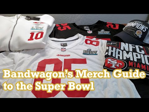 San Francisco 49ers Super Bowl Jersey, Media Day Hoodie And More!
