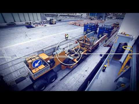 GEODIS Industrial Projects - Global Video 2016