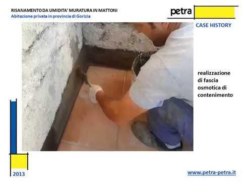 Come risolvere umidit di risalita nei muri doovi - Casa umida come risolvere ...