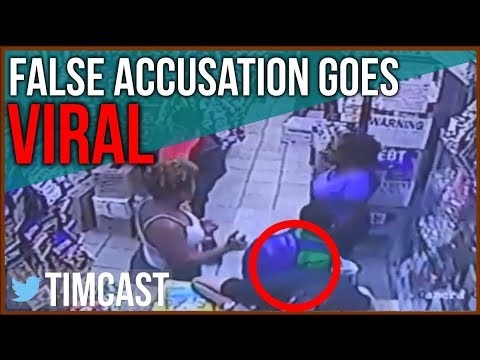 Video Proves Women's Groping Accusation is FALSE