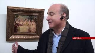 Ալեքսանդր Բաժբեուկ Մելիքյանի ցուցահանդեսը՝ Թբիլիսիում