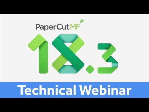 How To Sign In With Google Using PaperCut 18.3 (and more!)