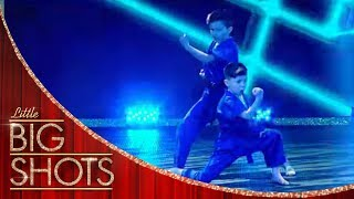 Max & Josh Performance | Little Big Shots