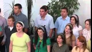 Un singur dor mai am si eu Tinerii bisericii Harul Zalau
