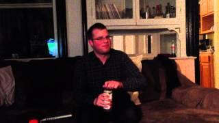 Cole Consumes Health Food 1 - Gingerade Kombucha