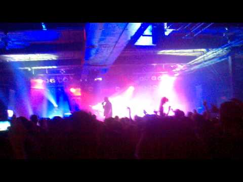 VNV Nation - Streamline (Live!) Masquerade-Atlanta 12-13-11 RARE