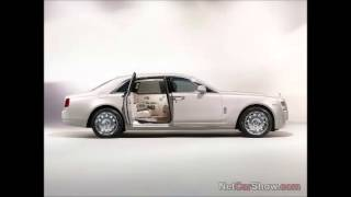 Rolls Royce Ghost Six Senses Concept 2012 Videos