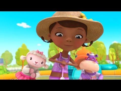 Доктор Плюшева - Серия 1 Сезон 3 - самые лучшие мультфильмы Disney для детей - Смотреть видео без ограничений