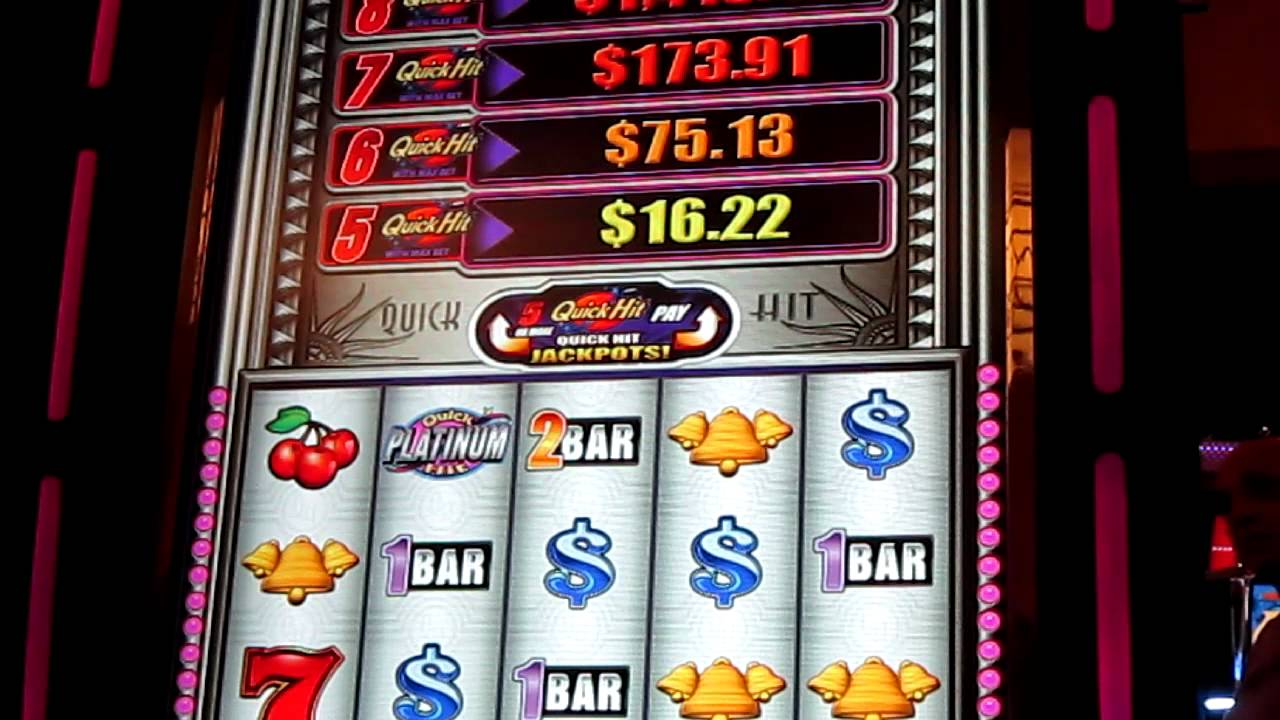 Quick hit 24 karat slot machine