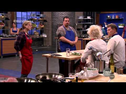 Worst Cooks in America   3x02   Going Global 003