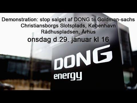 salg af dong