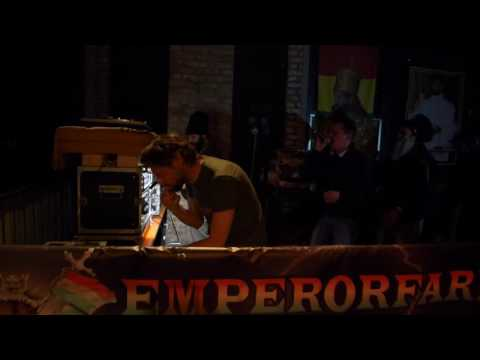 "Moa Anbessa ft. Price David - ""His Foundation"" @ Venice Dub Club (VE) Italy"