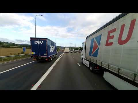 Z89 Travel : Road Trip London Thurrock to Eddie Stobart Rugby Truck Stop
