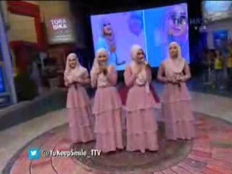 Noura - Kekasih Halalmu At YKS 24 Mei 2014