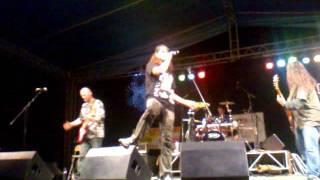 Arzen - Zbohom bud lipova lyzka Starobystricke rockovanie 2011